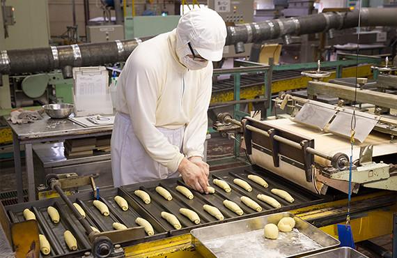 工場の安全体制について