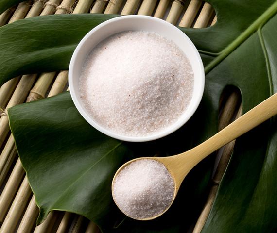 沖縄の天然塩のイメージ